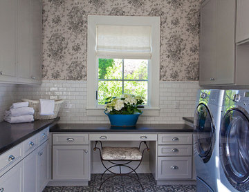 Laundry Rooms, Mud Rooms, and Miscellaneous Spaces