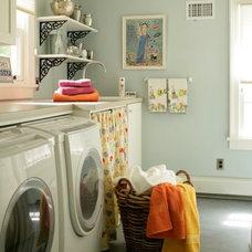 Traditional Laundry Room by Patricia Gaylor Interiors