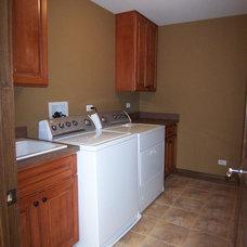 Laundry Room by Worthington Homes LTD
