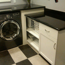 Laundry Room by Studio Marler