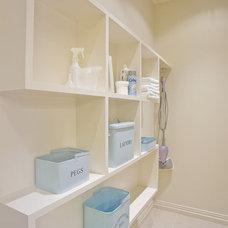 Contemporary Laundry Room by Du Bois Design Ltd