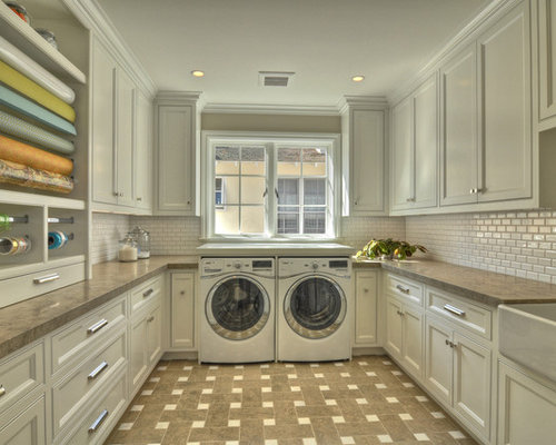 Laundry Pantry Combination Home Design Ideas Pictures