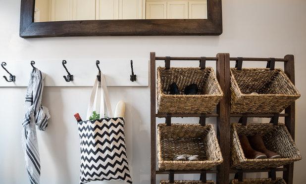Farmhouse Laundry Room by Sunday Home Interiors