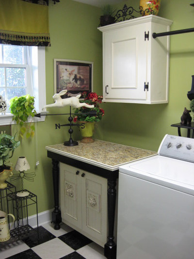Traditional Laundry Room by Southern Hospitality