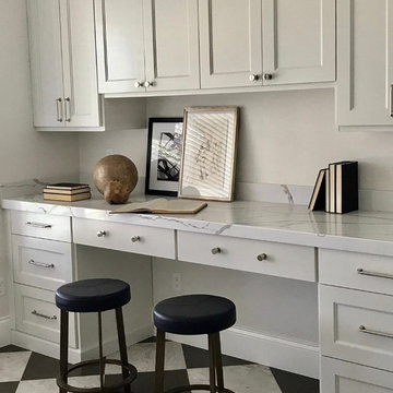 Lindon Contemporary/Transitional Laundry