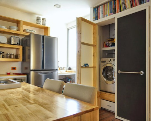 Tropical Laundry Room Design Ideas Remodels Amp Photos