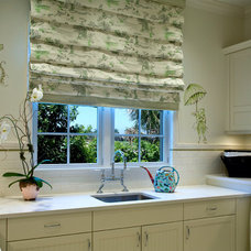 Traditional Laundry Room by London Bay Homes