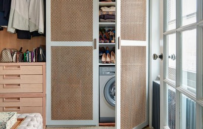 9 Efficient Laundry Rooms in Compact Spaces