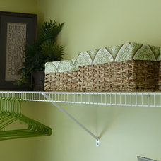 Farmhouse Laundry Room by Creative Decor by Mandi