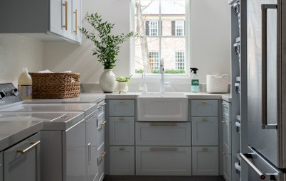3 Design Ideas for a More Enjoyable Laundry Room