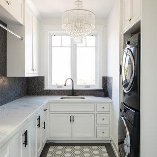 Exempel på en amerikansk tvättstuga
