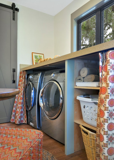 Laundry Room by Robert Paige Cabinetry LLC