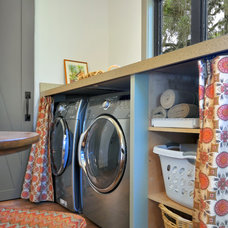 Laundry Room by K & K Custom Cabinets LLC
