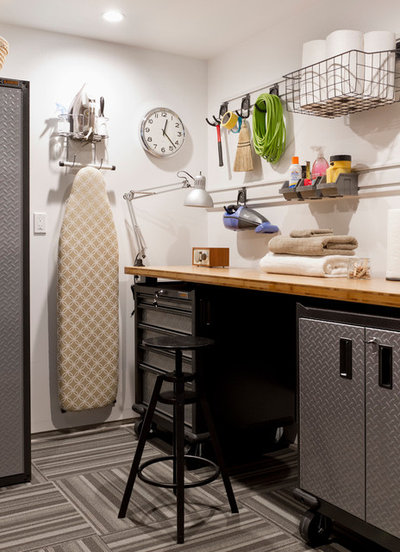 Laundry Room by Rikki Snyder