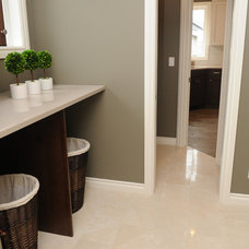 Traditional Laundry Room by Westridge Homes