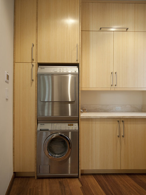 Miele Stackable Washer Dryer | Houzz