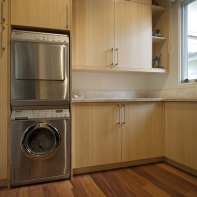 103 Best Images About Stacking Washer Dryer On Pinterest Hidden Laundry In Kitchen And Washer