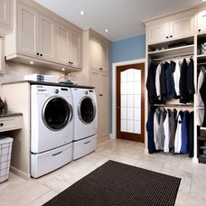 Traditional Laundry Room by Brice's Furniture