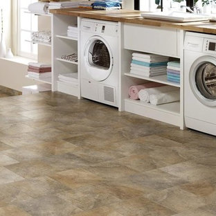Inspiration for a timeless laundry room remodel in Salt Lake City