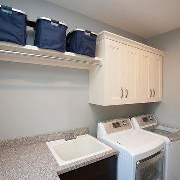 Marsh Pointe Mudroom & Laundry