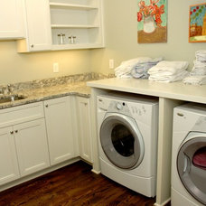 Traditional Laundry Room by Phoenix Renovations