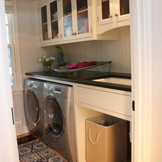 Modern Laundry Room by MATTHEW KRIER - Design Group Three - Milwaukee