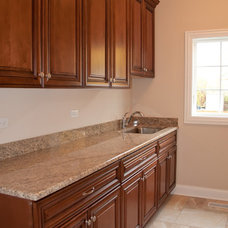 Traditional Laundry Room by Choice Cabinet Chicago