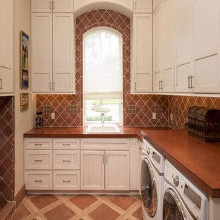 25 All-Time Favorite Mediterranean Laundry Room Ideas & Designs   Houzz