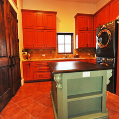 traditional laundry room by JOHN DANCEY Custom Designing/Remodeling/Building