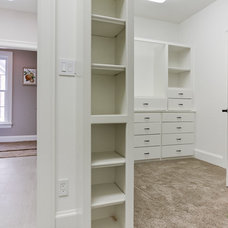 Traditional Laundry Room by The Ramage Company