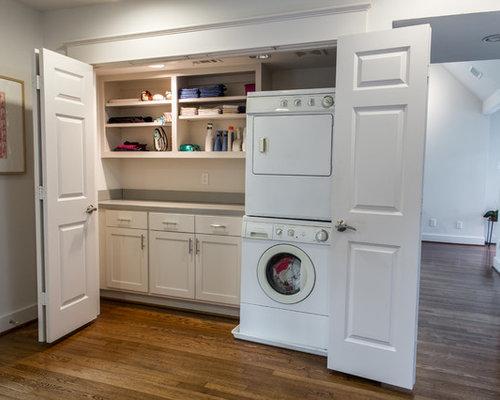Folding Doors For Laundry Room : Bi fold doors laundry room design ideas remodels photos