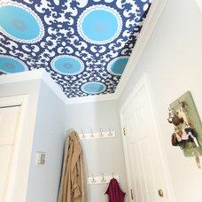 Modern Laundry Room by Elizabeth Bland