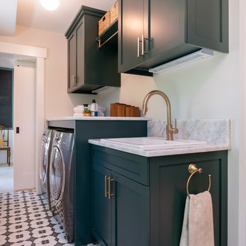 Mequon Mudroom and Laundry