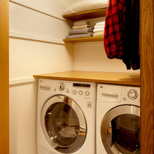 Laundry and Storage Ideas