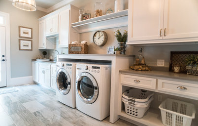 The 20 Most Popular Laundry Room Photos of 2015