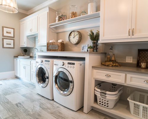 farmhouse laundry room design ideas remodels photos - Laundry Room Design Ideas