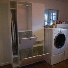 Traditional Laundry Room by Dream Closets, Inc
