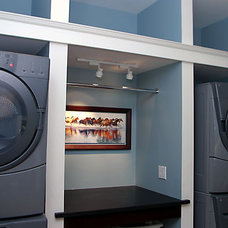 Contemporary Laundry Room by Masters Touch