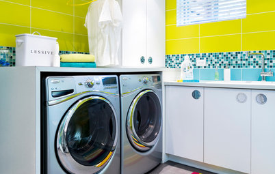 Laundry Room Updates to Whip Your Cleaning Regime Into Shape
