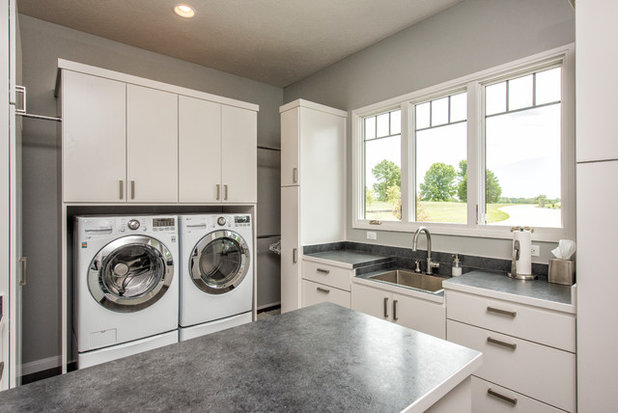 Trending Now: The Top 10 New Laundry Rooms on Houzz