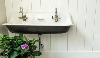 Modern Farm House Vintage Laundry Sink