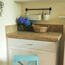 Farmhouse Laundry Room Modern Farmhouse Laundry room