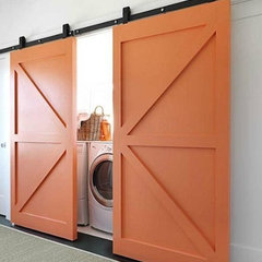 modern laundry room Green Hill ideas
