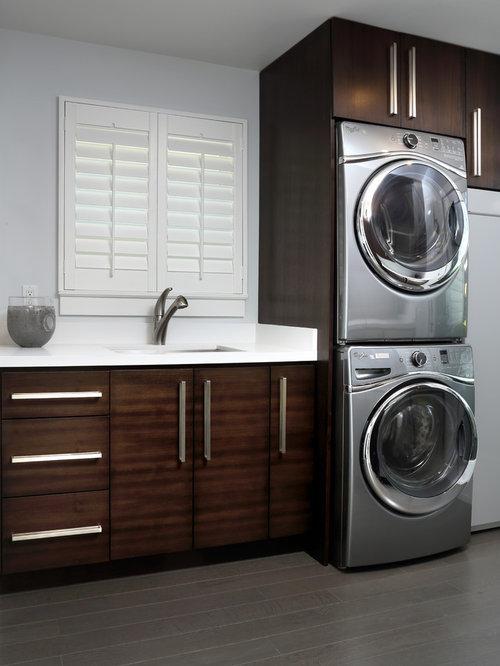 petite buanderie inspiration. Black Bedroom Furniture Sets. Home Design Ideas