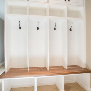 Modern Rustic Wayne Laundry & Mudroom