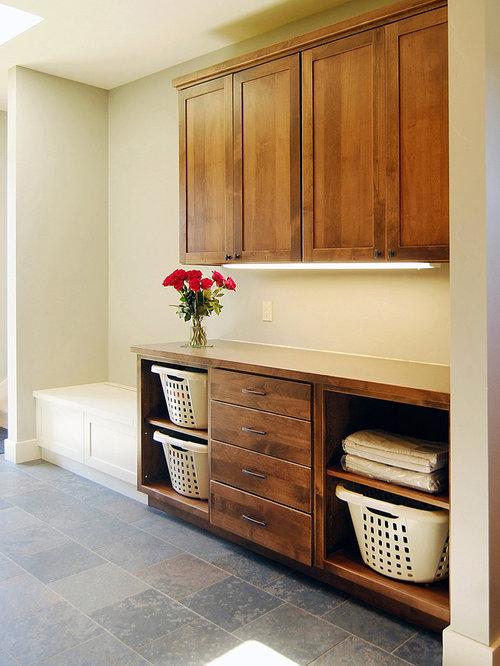 Laundry Basket Storage Houzz