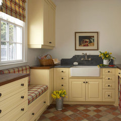 traditional laundry room by CBI Design Professionals, Inc.
