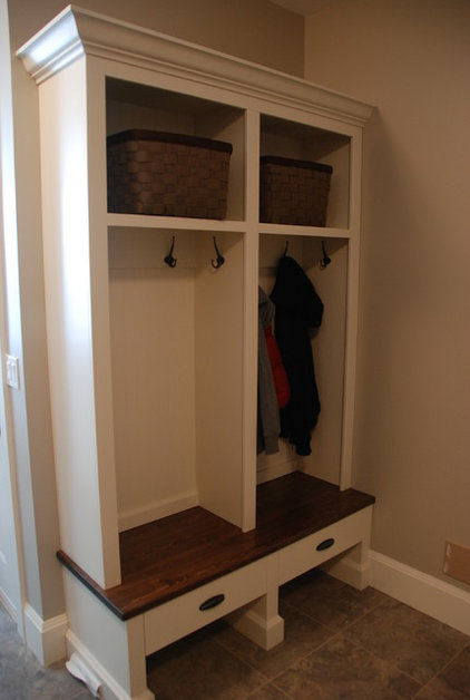 Must haves for Mudroom