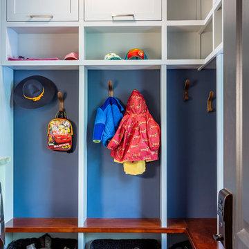 Mudroom & Laundry Room
