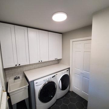 Mudroom-Laundry Room